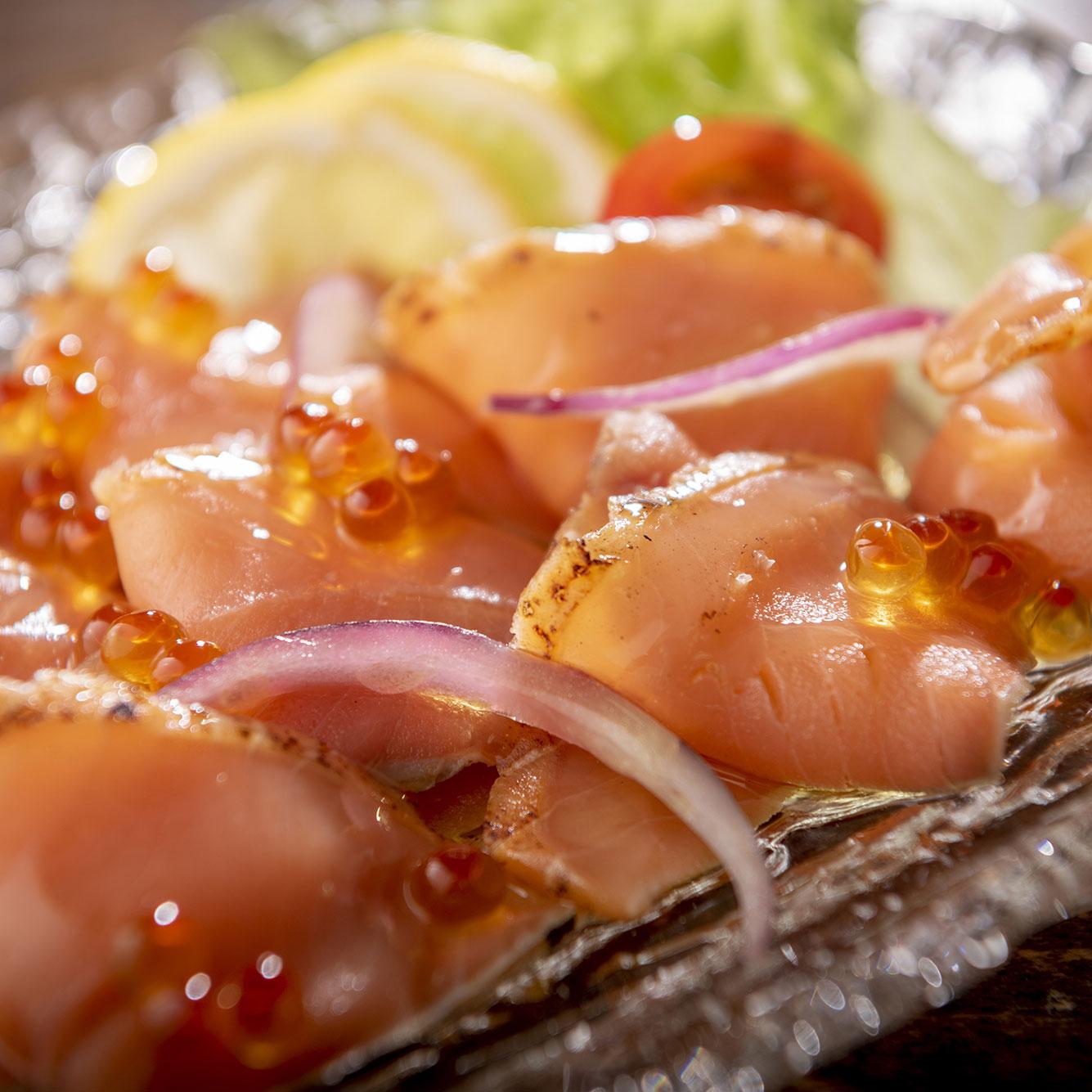 三協水産 漁吉丸 銀聖食べつくしセット 銀聖切身 いくら