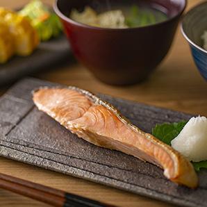 焼き鮭切身
