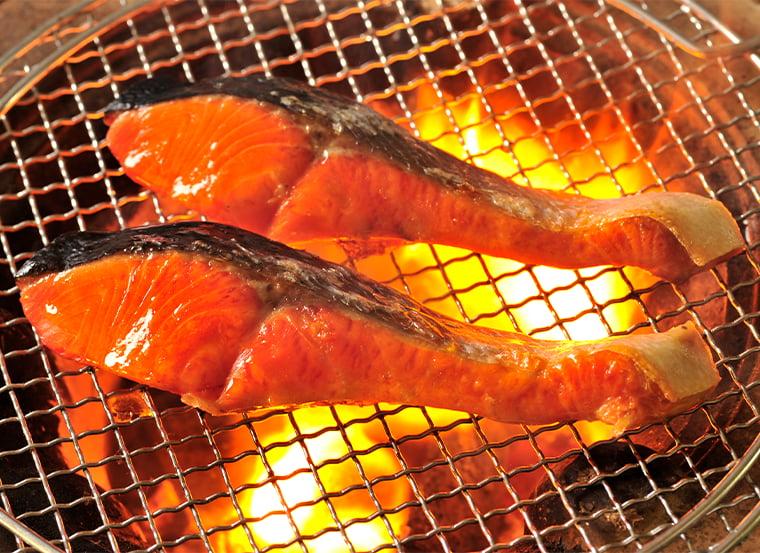 紅鮭焼きイメージ