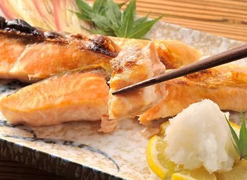 焼き鮭イメージ