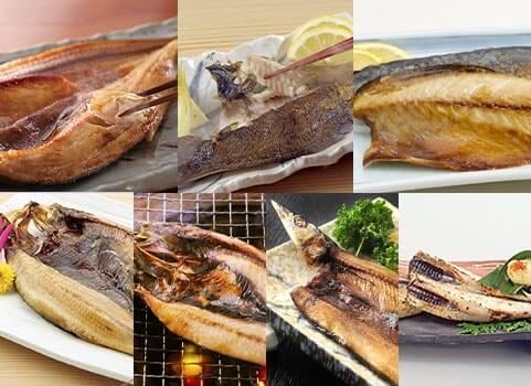 七魚種焼きイメージ